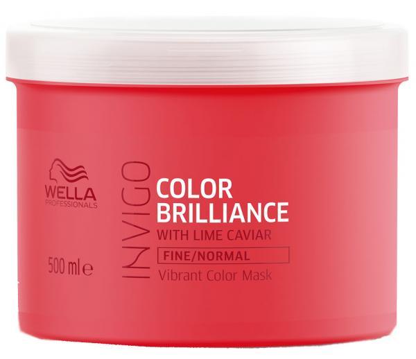 Wella Invigo Color Brilliance Máscara 500ml