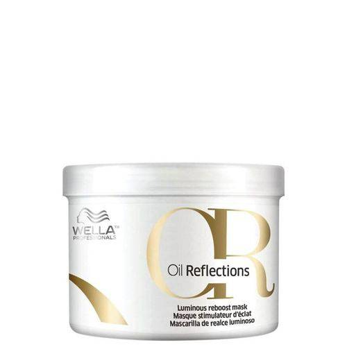 Wella Oil Reflections Máscara 500ml