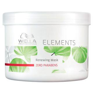 Wella Professionals Elements Renewing - Máscara Condicionante 500ml