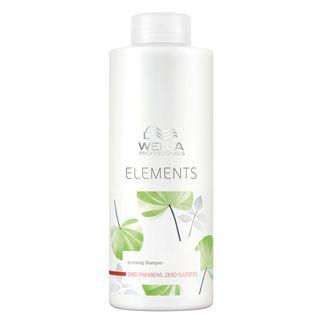 Wella Professionals Elements Renewing - Shampoo Tamanho Professional 1L
