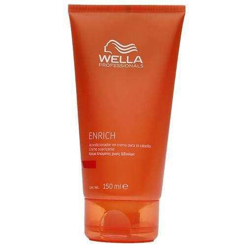 Wella Professionals Enrich Suavizante Creme Leave-In 150ml