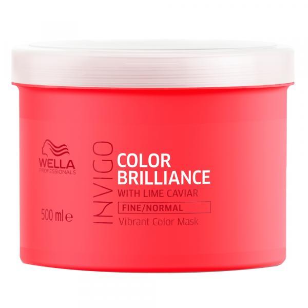 Wella Professionals Invigo Color Brilliance - Máscara