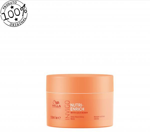 Wella Professionals Invigo Nutri-Enrich Máscara - 150ml