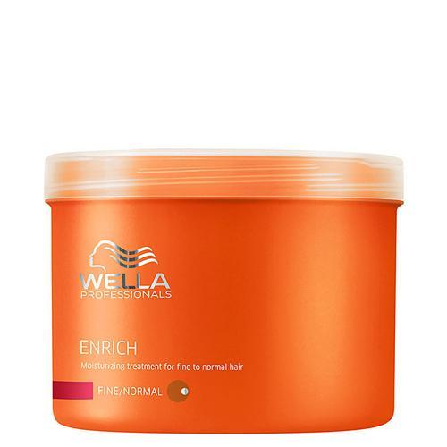 Wella Professionals Máscara Cabelos Normais A Finos Enrich - 500ml