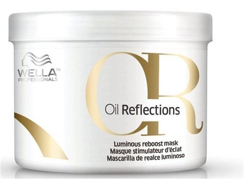 Wella Professionals Oil Reflections Luminous Reboost - Máscara Capilar...