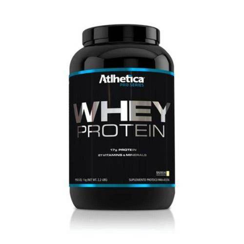 Whey Protein - Atlhetica Pro Series