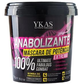 Ykas Anabolizante Capilar Máscara 1kg