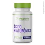 Ácido Hialurônico 50mg 30 Cápsulas - 30 Cápsulas
