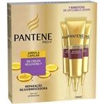 Ampola Pantene Bb Cream Rejuvene-7 com 3 Unidades 15ml