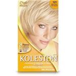 Coloração Koleston Kit 121 Louro Claro Acinzentado - Wella