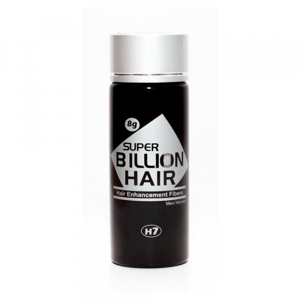 Ficha técnica e caractérísticas do produto Disfarce para Calvície Castanho Claro - 8g - Super Billion Hair
