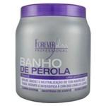Ficha técnica e caractérísticas do produto Forever Liss Máscara Hidratante Banho de Pérola 1kg