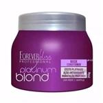 Ficha técnica e caractérísticas do produto Forever Liss - Platinum Blond - Máscara Matizadora 250g