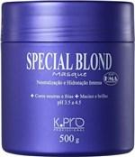 Ficha técnica e caractérísticas do produto K-Pro Special Blond MÁScara 500g