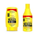 Kit Mealiza Forever Liss Maizena Shampoo 300ml , Leave-in 140g