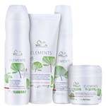 Kit Wella Professionals Elements Renewing Full (4 Produtos)