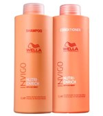 Ficha técnica e caractérísticas do produto KIT Wella Professionals Invigo Enrich - Shampoo 1L+ Condicionador 1L