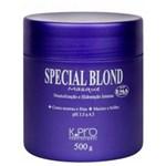 Ficha técnica e caractérísticas do produto Kpro Special Blond Masque - 500G