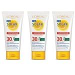 Loreal Protetor Solar Facial Fps30 50g (kit C/03)