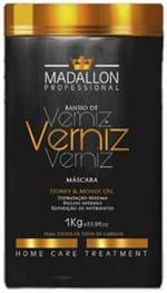 Ficha técnica e caractérísticas do produto Madallon Máscara Banho de Verniz 1kg