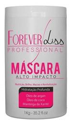 Ficha técnica e caractérísticas do produto Máscara Alto Impacto 1kg - Forever Liss
