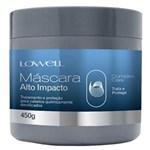 Ficha técnica e caractérísticas do produto Máscara Alto Impacto Lowell 450g