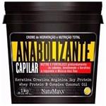Ficha técnica e caractérísticas do produto Máscara Anabolizante Capilar Natumaxx 1 Kg