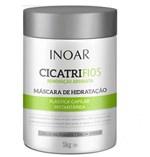 Ficha técnica e caractérísticas do produto Máscara de Tratamento Profissional Inoar CicatriFios 1kg - 1 Unidade