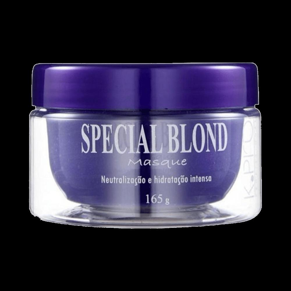 Ficha técnica e caractérísticas do produto Máscara K-Pro Special Blonde 165g