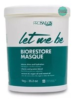 Ficha técnica e caractérísticas do produto Mascara Pro Salon Let me Be Biorestore Masque 1Kg