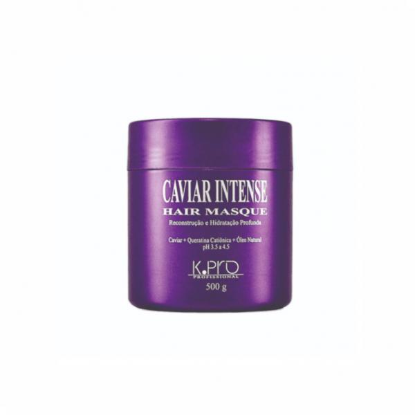 Ficha técnica e caractérísticas do produto Masque Caviar K.PRO Intense Hair 500g