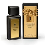 Perfume Antonio Banderas The Golden Secret Masculino 50ml