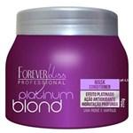 Ficha técnica e caractérísticas do produto Platinum Blond Forever Liss - Máscara Matizadora - 250g