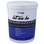 Prosalon Let me Be B-btox Blond Máscara Matizadora 1kg