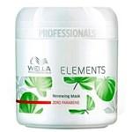 Ficha técnica e caractérísticas do produto Wella Elements Máscara Regeneradora 150ml