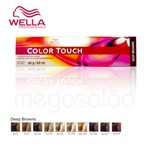 Wella Professionals Color Touch 6/71 Louro Escuro Marrom Acinzentado - Tonalizante 60ml
