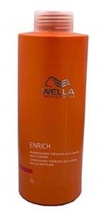 Ficha técnica e caractérísticas do produto Wella Professionals Enrich Condicionador - 1L