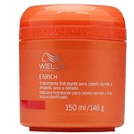 Ficha técnica e caractérísticas do produto Wella Professionals Enrich Máscara Cabelos Finos -150 Ml