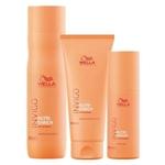 Wella Professionals Invigo Nutri-Enrich Kit - Shampoo + Condicionador + Wonder Balm Kit