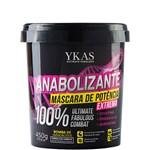 Ficha técnica e caractérísticas do produto Ykas Anabolizante Capilar Máscara 450 G