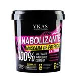 Ficha técnica e caractérísticas do produto Ykas Anabolizante Capilar Máscara 450G